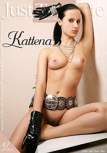 Karena - `Kattena` - by Darina Gorgul for JUSTTEENSITE