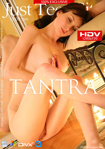 Irena - `Tantra` - by Davy Moor for JUSTTEENSITE