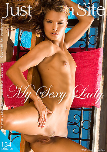 Suzie Carina - `My Sexy Lady` - by Rick Maers for JUSTTEENSITE