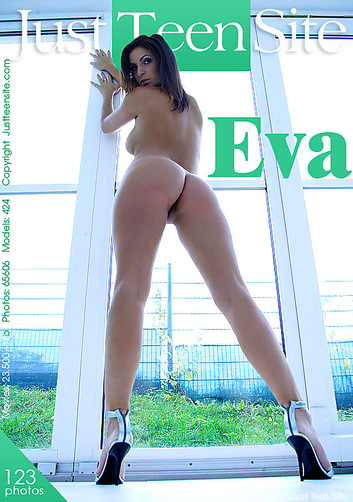 Lilian - `Eva` - by Rick Maers for JUSTTEENSITE