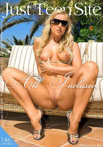 Lucie - `All Inclusive` - by Rick Maers for JUSTTEENSITE