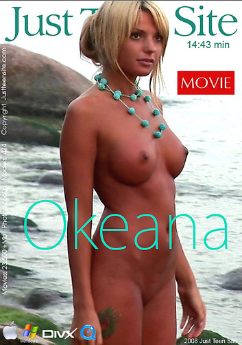 Maria - `Okeana` - by Victor Grog for JUSTTEENSITE