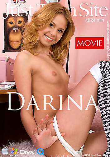 Darina - by Chris Klar for JUSTTEENSITE