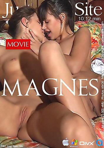 Milena & Anna - `Magnes` - by Kirill Svetlov for JUSTTEENSITE