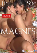 Milena & Anna in Magnes video from JUSTTEENSITE by Kirill Svetlov