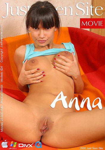 Anna - `Anna` - by Kirill Svetlov for JUSTTEENSITE
