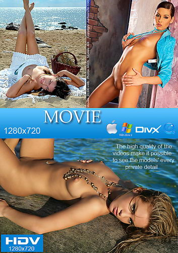Marcela - `Movie` - by Artur Revin for JUSTTEENSITE