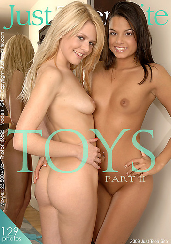Sasha & Theo - `Toys Part II` - by Jim Kats for JUSTTEENSITE
