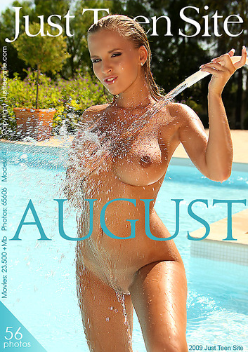 Chikita - `August` - by Viv Thomas for JUSTTEENSITE