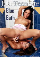 Aiden & Esmeralda in Blue Bath gallery from JUSTTEENSITE by Michele Saten