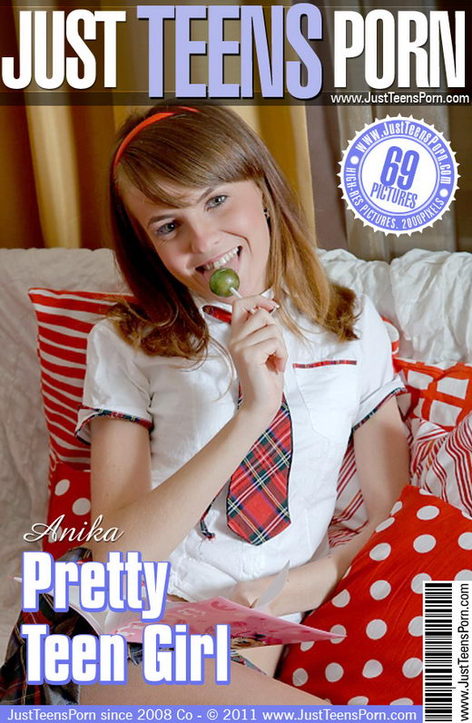 Anika - `Pretty Teen Girl` - for JUSTTEENSPORN