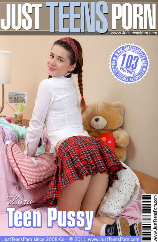 Lara - `Teen Pussy` - for JUSTTEENSPORN