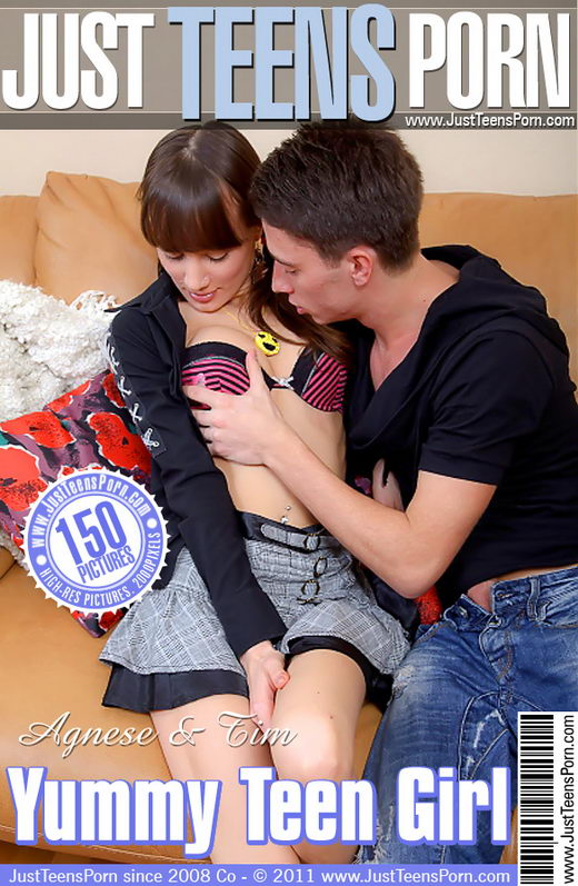 Agnese - `Yummy Teen Girl` - for JUSTTEENSPORN