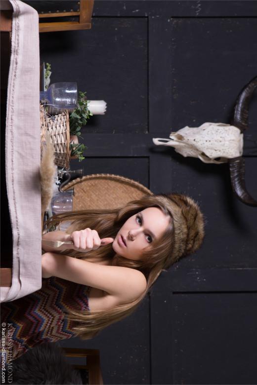 Karissa Diamond in The Hateful Eight gallery from KARISSA-DIAMOND