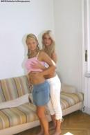 Andrea and Zsuzana