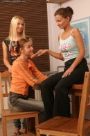 Irene,Julia and Olga