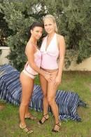 Melanie and Renata