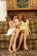 Anastasia and Olga