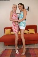 Alisha and Kathy