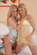 Kathy and Sandra