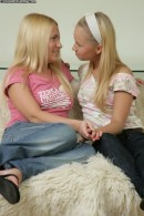 Amanda and Britney