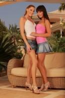 Alisha and Carie