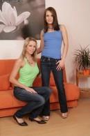 Jessica and Mia