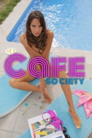 Katya Clover in Cafe Society gallery from KATYA CLOVER
