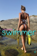 Katya Clover in Corsican Swimmer gallery from KATYA CLOVER
