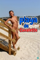 Katya Clover in Playa de Cavalette gallery from KATYA CLOVER