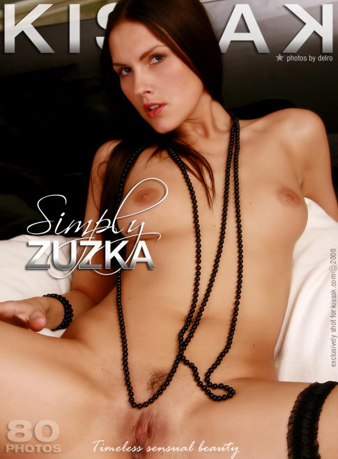 Zuzka - `Simply Zuzka` - by Delro for KISSAK