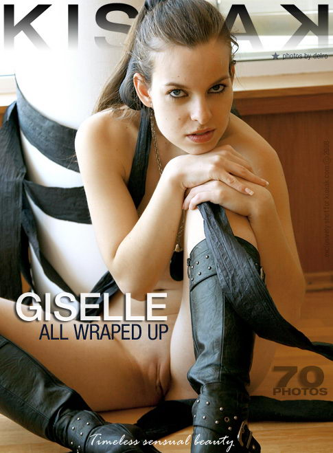 Giselle - `All Wraped Up` - by Delro for KISSAK