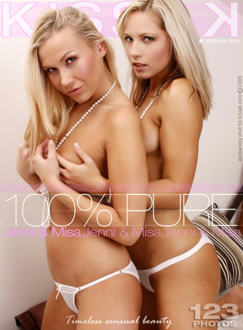 Jenni & Misa - `100% Pure` - by Delro for KISSAK