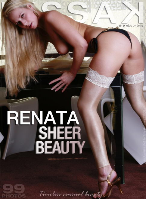 Renata - `Sheer Beauty` - by Delro for KISSAK