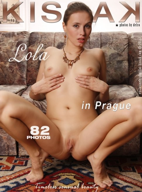 Lola - `In Prague` - for KISSAK2