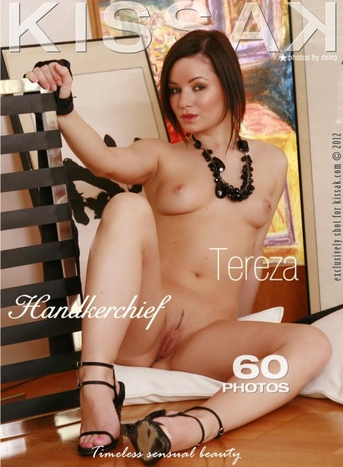 Tereza - `Handkerchief` - for KISSAK2