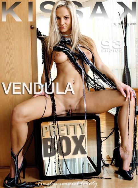 Vendula - `Pretty Box` - for KISSAK2