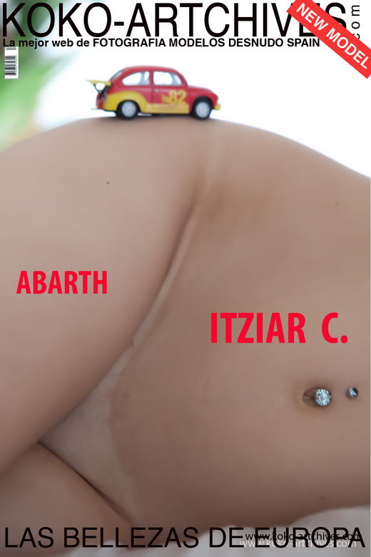 Itziar C - `Abarth` - by Kote Cabezudo for KOKO ARCHIVES