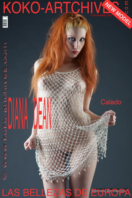 Diana Dean - `Calado` - by Kote Cabezudo for KOKO ARCHIVES