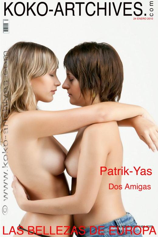 Patrik & Yas - `Dos Amigas` - by Kote Cabezudo for KOKO ARCHIVES