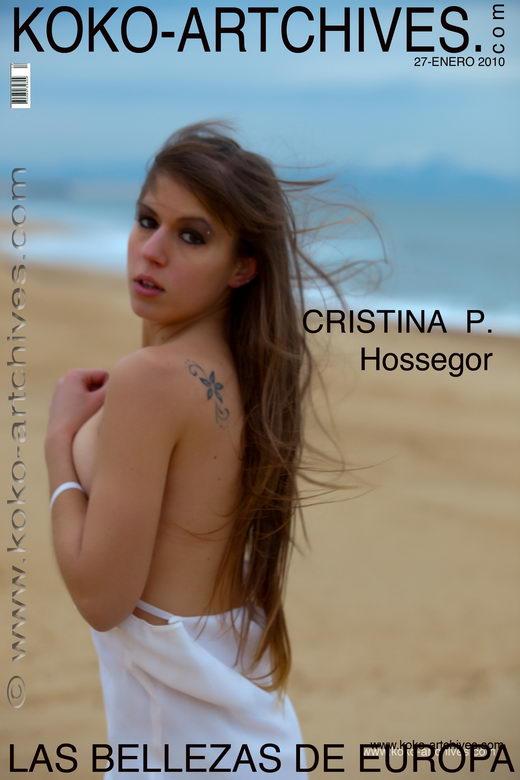 Cristina P - `Hossegor` - by Kote Cabezudo for KOKO ARCHIVES