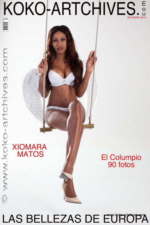 Xiomara Matos - `El Columpio` - by Kote Cabezudo for KOKO ARCHIVES