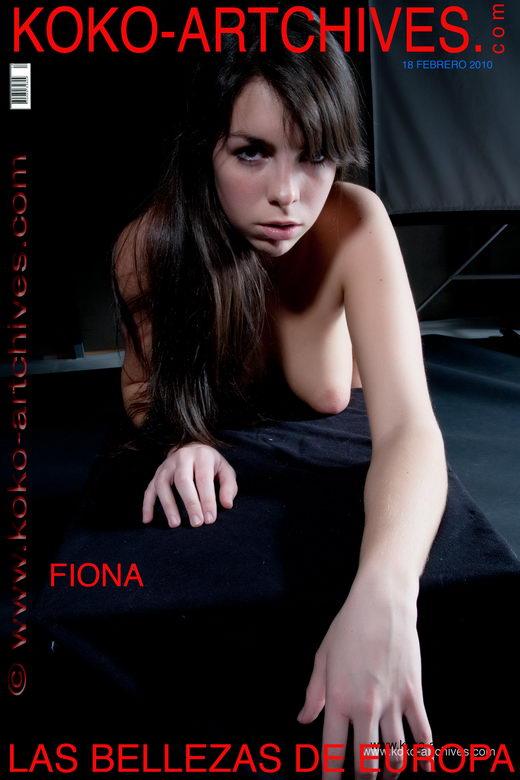 Fiona - by Kote Cabezudo for KOKO ARCHIVES