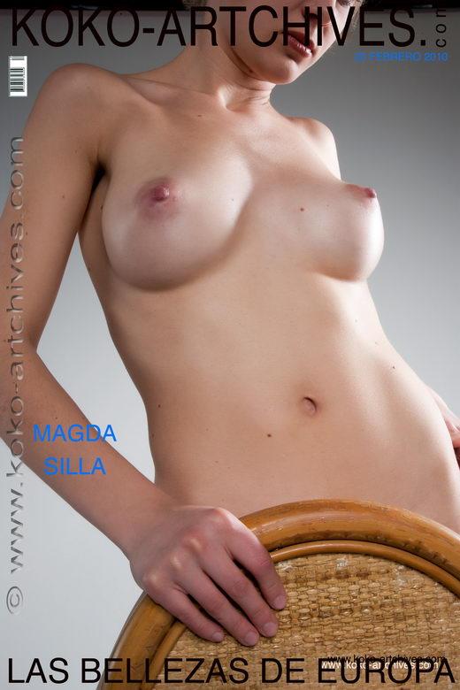 Magda - `Silla` - by Kote Cabezudo for KOKO ARCHIVES