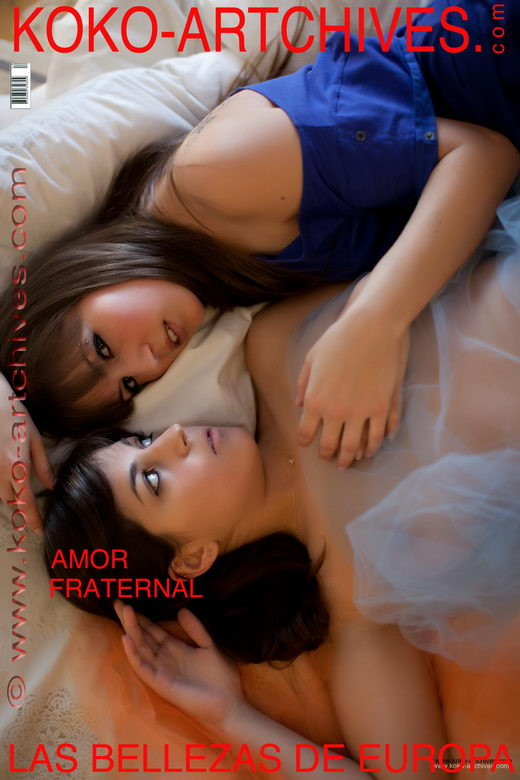 `Amor Fraternal` - by Kote Cabezudo for KOKO ARCHIVES