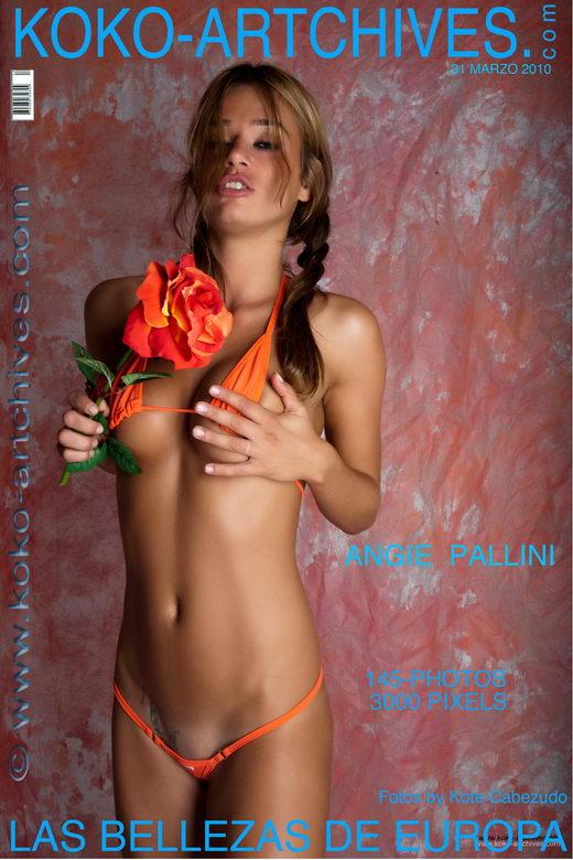 Angie Pallini - by Kote Cabezudo for KOKO ARCHIVES