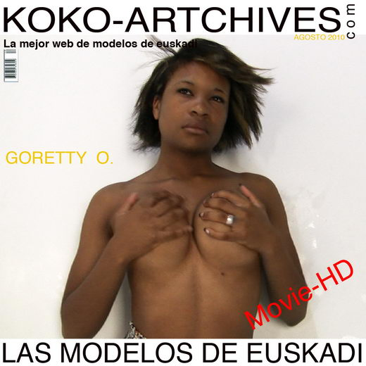 Goretty O - by Kote Cabezudo for KOKO ARCHIVES