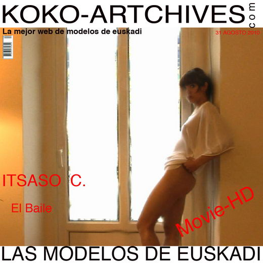 Itsaso C - `El Baile` - by Kote Cabezudo for KOKO ARCHIVES