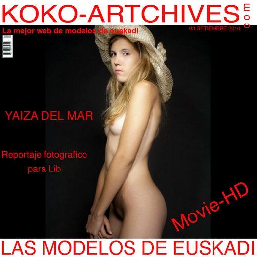Yaiza Del Mar - `Reportaje Fotografico Para Lib` - by Kote Cabezudo for KOKO ARCHIVES