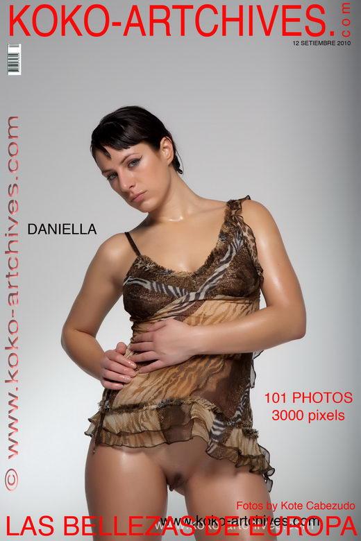 Daniella - by Kote Cabezudo for KOKO ARCHIVES